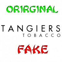 Подделка Tangiers, как отличить подделку табака Танжирс