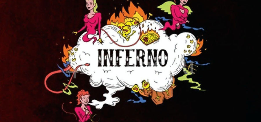 Табак для кальяна Inferno (Инферно)