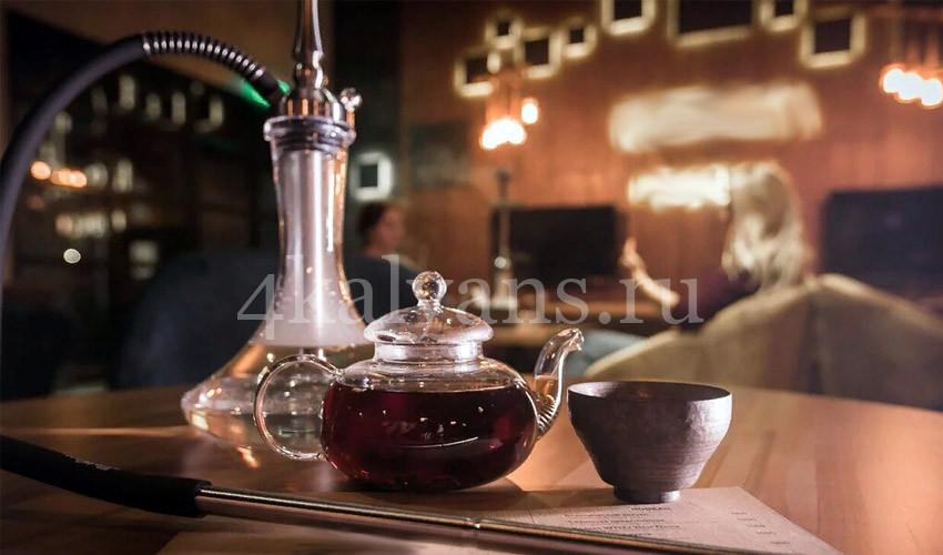 как приготовить кальян на чае