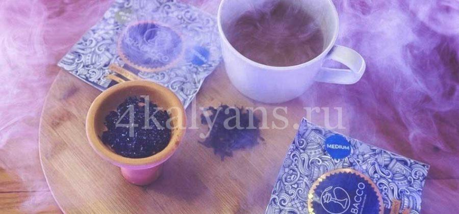 Бестабачные смеси для кальяна на чайном листе